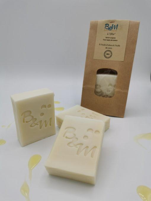 savon-bio-olive-bulle-et-maille