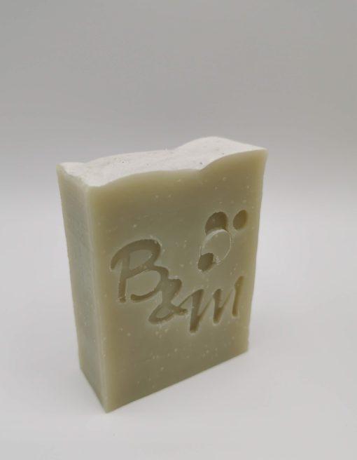 savon shampoing naturel surgras bio argile verte bulle et maille