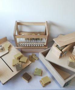 Matériel de fabrication savonnerie
