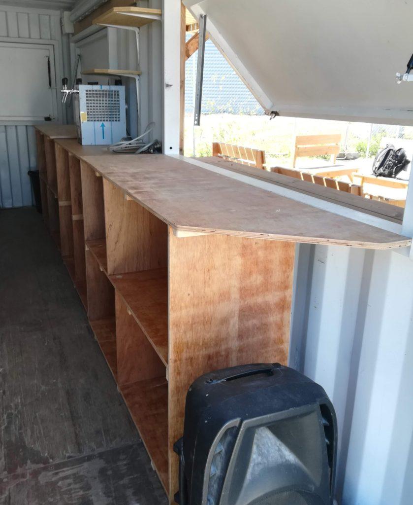 mobilier bois de récup