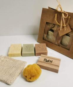 coffret-cadeau-3-savons-bios-et-accessoires-bulle-et-maille